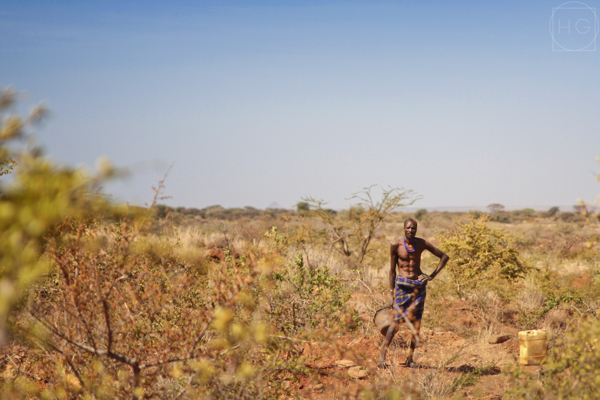 Capturing Karamoja's crossroad